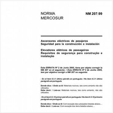 NM207 de 1999