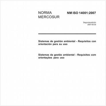 NM-ISO14001 de 05/2007