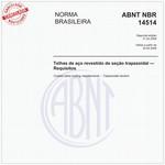 NBR14514 de 03/2008