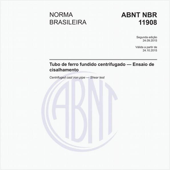 NBR11908 de 09/2015