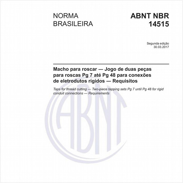 NBR14515 de 03/2017