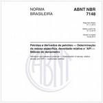 NBR7148