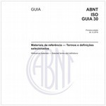 ABNT ISO GUIA30