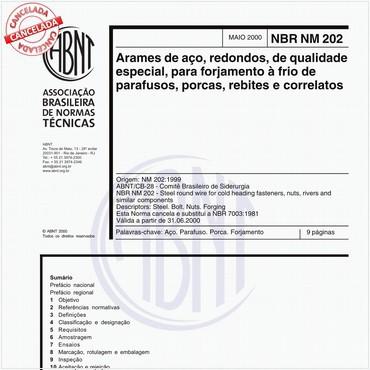NBRNM202 de 05/2000