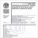 NBR14580