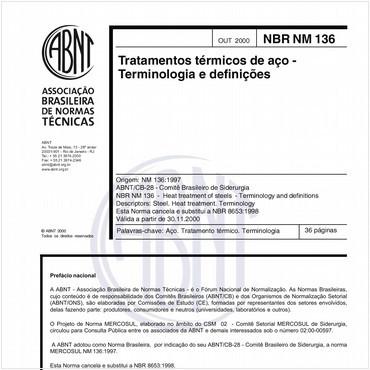 NBRNM136 de 10/2000