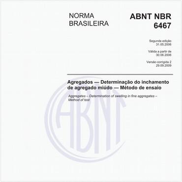 NBR6467 de 05/2006
