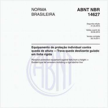 NBR14627 de 05/2010