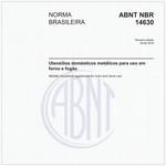 NBR14630