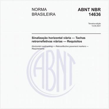 NBR14636 de 06/2013