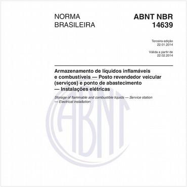 NBR14639 de 01/2014