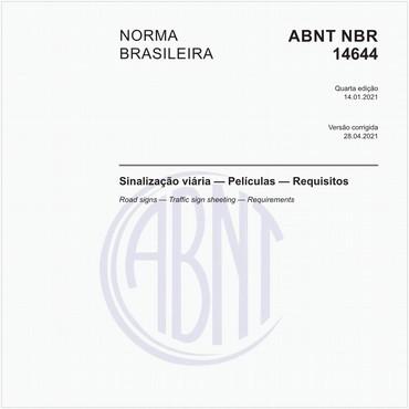 NBR14644 de 06/2013