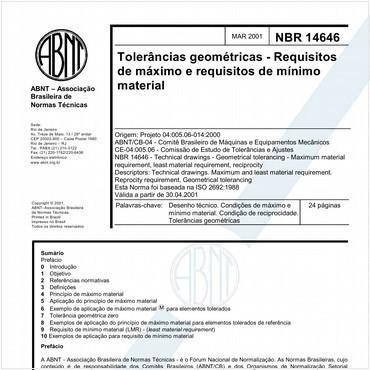 NBR14646 de 03/2001