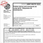 ABNT ISO/TR10233