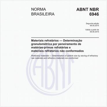 NBR6946 de 05/2015