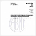 NBRISO14602