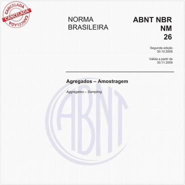 NBRNM26 de 10/2009
