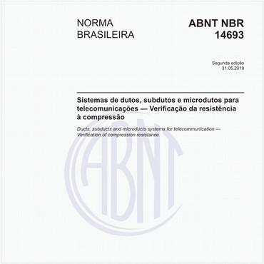 NBR14693 de 05/2019