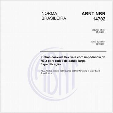 NBR14702 de 05/2004