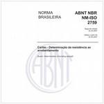 NBRNM-ISO2759