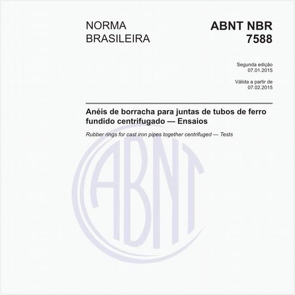 NBR7588 de 01/2015