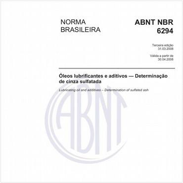 NBR6294 de 03/2008