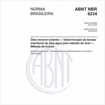 NBR6234 de 01/2015