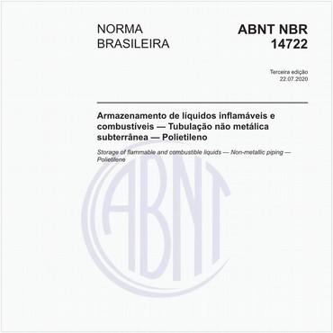 NBR14722 de 07/2011