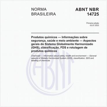 NBR14725 de 07/2005
