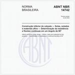 NBR14742
