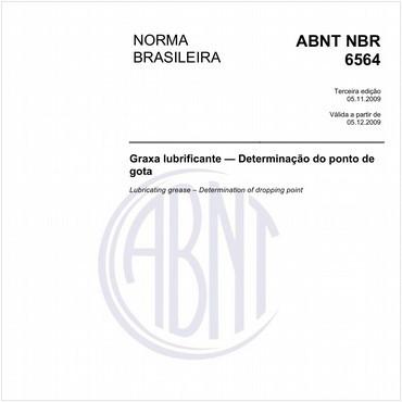 NBR6564 de 11/2009