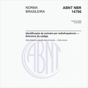NBR14766 de 03/2019