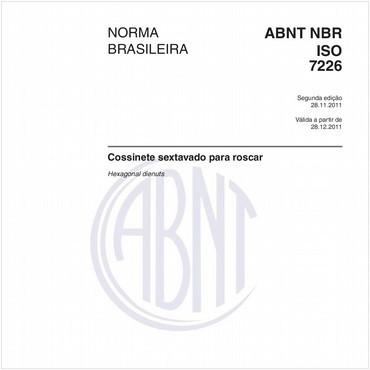 NBRISO7226 de 11/2011