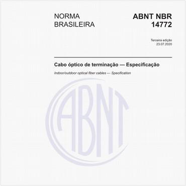 NBR14772 de 07/2020