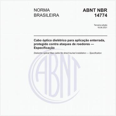 NBR14774 de 06/2021