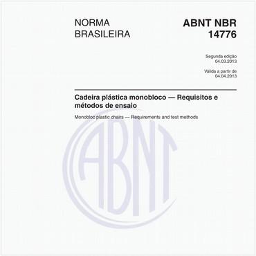 NBR14776 de 03/2013