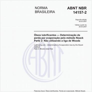 NBR14157-2 de 03/2007