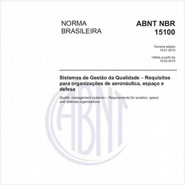 NBR15100 de 01/2010