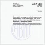 NBR14799