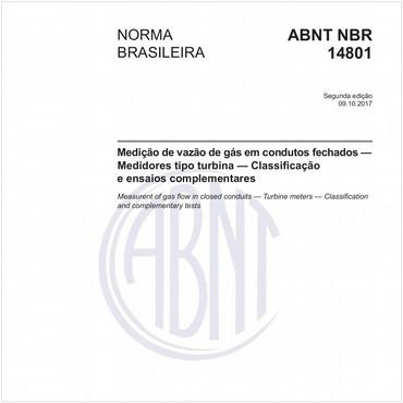 NBR14801 de 10/2017