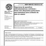 NBRNM-IEC60335-2-23