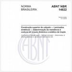 NBR14822
