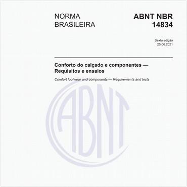 NBR14834 de 01/2015