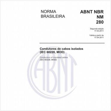 NBRNM280 de 03/2011