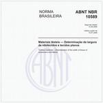 NBR10589