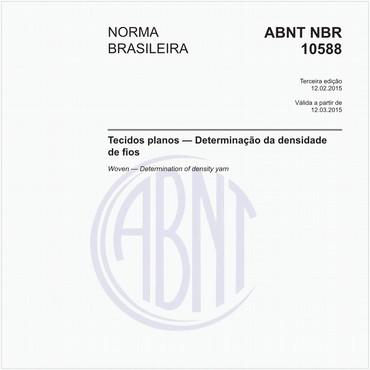 NBR10588 de 02/2015