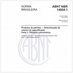 NBR14854-1