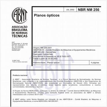 NBRNM256 de 07/2002