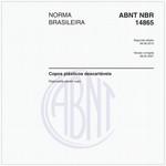 NBR14865