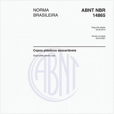 NBR14865 de 06/2012